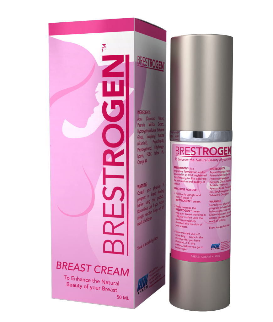 Brestrogen Breast Enlargement Cream