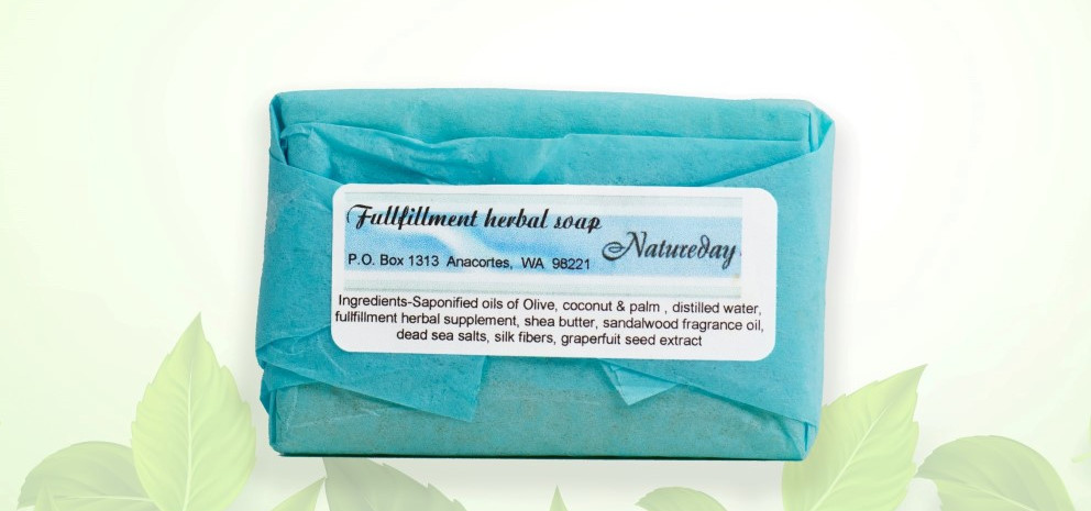Natureday Breast Enlargement Soap